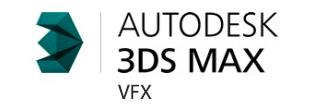 Logo Formation 3d Smax VFX