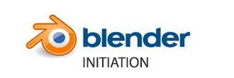 Logo Formation Blender Initiation