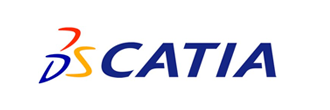 Logo Logiciel Catia V5 ATFI Formations