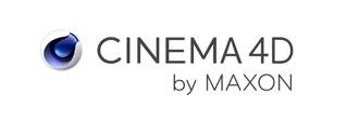 Logo Logiciel Cinema 4D ATFI Formations
