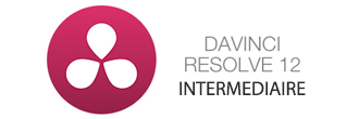 Logo Formation Davinci Resolve Intermediaire