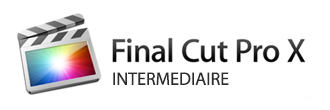 Logo Formation Final Cut Pro Intermediaire