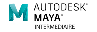 Logo Formation Maya Intermediaire