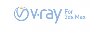 Logo Formation Vray 3d Smax