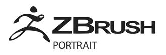 Logo Formation Zbrush Portrait