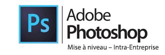 Logo Formation Photoshop Mise a Niveau Entreprise