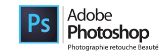Logo Formation Photoshop Photographie Retouche Beaute