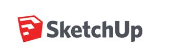 Logo Logiciel SketchUp ATFI Formations