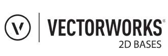 Logo Logiciel Vectorworks 2D bases ATFI Formations