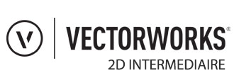 Logo Formation Vectorworks Intermediaire