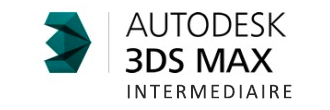 Logo Formation 3dsmax Intermediare