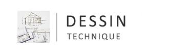 Logo Formation Dessin Technique