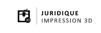 Logo Formation Juridique Impression 3d