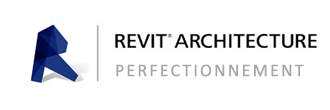 Logo Formation Revit Architecture Perfectionnement