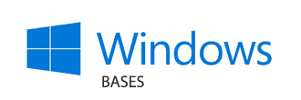 Logo Formation Windows Bases
