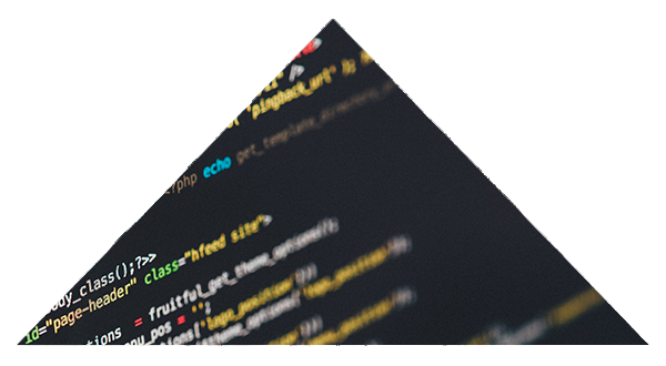 photographie montage triangle code HTML