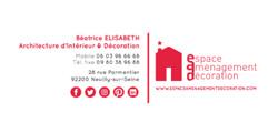 Logo client Espace Demenagement Decoration