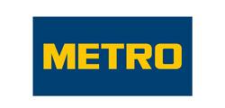 Logo client Metro